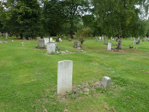 Commonwealth War Graves Hedon Road Cemetery