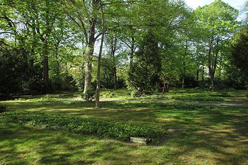 Duitse Oorlogsbegraafplaats Wilsnacker Straße
