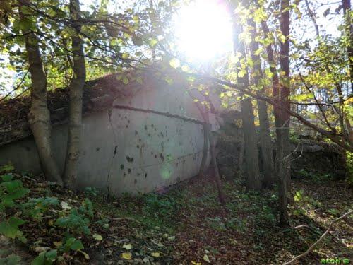 Festung Libau - Middenfort
