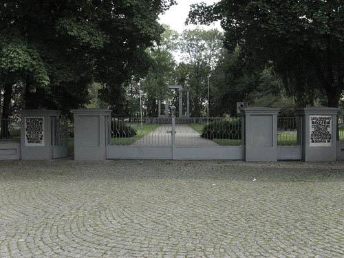 Soviet War Cemetery Kluczbork