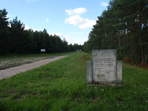 Begraafplaats Slachtoffers Nationaal-Socialisme Skłoby