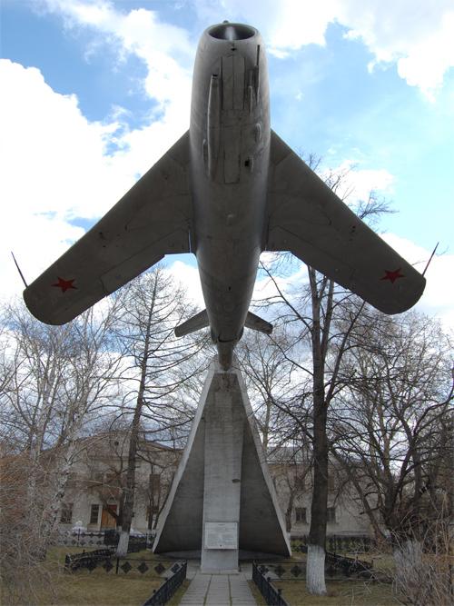 Monument Russische Piloten