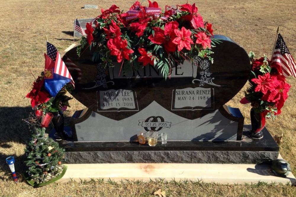 Amerikaans Oorlogsgraf Bradley Cemetery