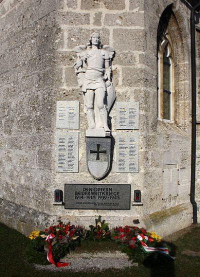 War Memorial Rüstdorf