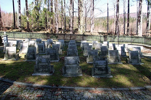 Camp Cemetery Bela pod Pradedem