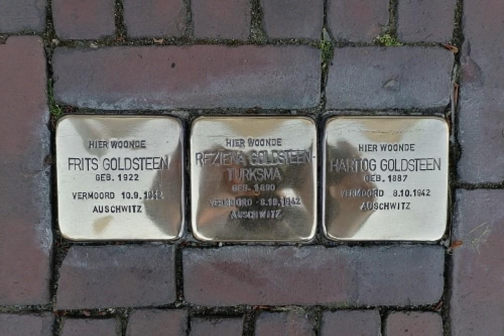 Stolpersteine Hoofdstraat 115