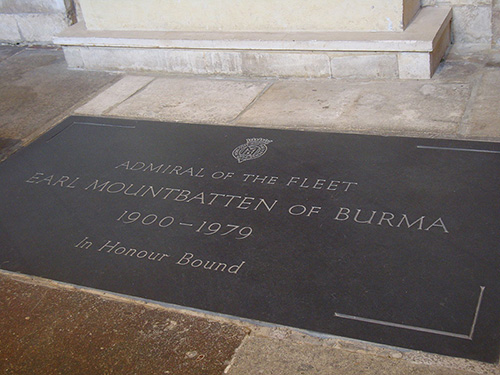 Graf Earl Mountbatten of Burma