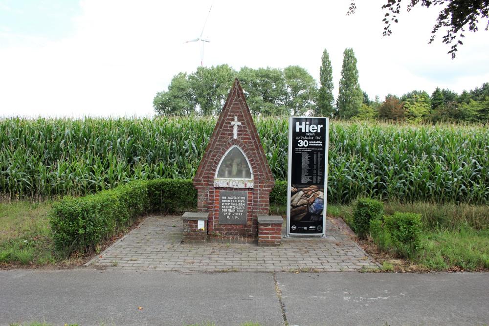 Monument Slachtoffers Vliegtuigbom Assenede