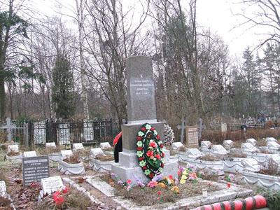 Soviet War Graves Gorskaya