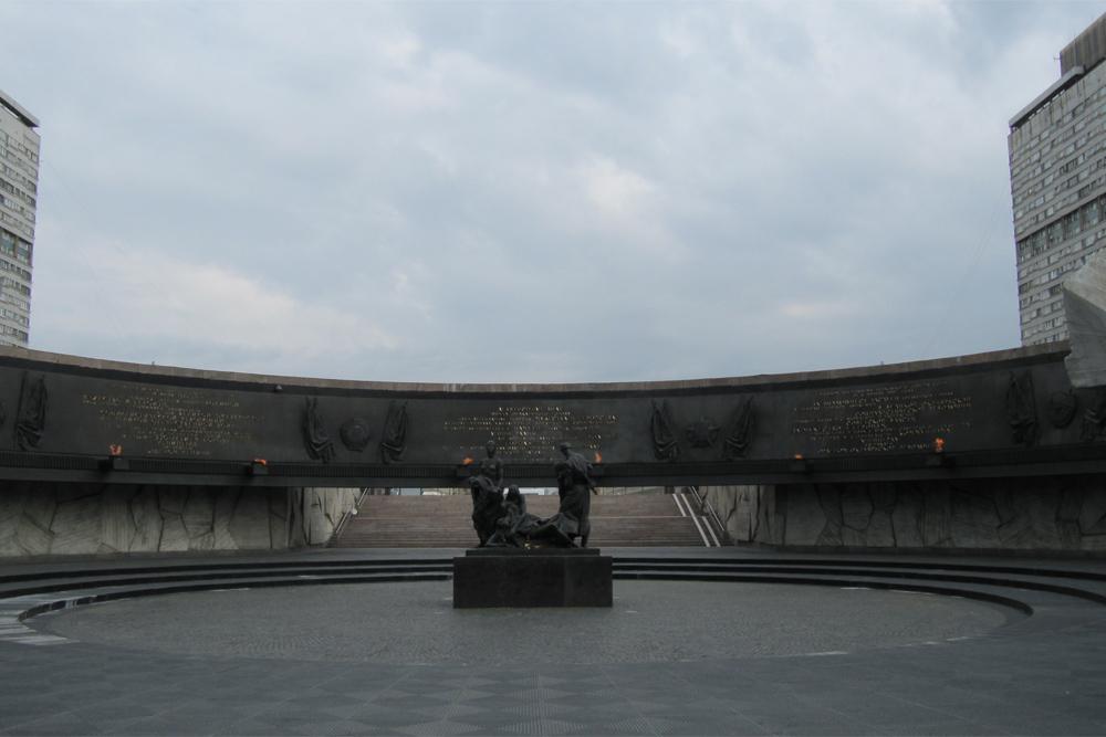 Monument Heroische Verdedigers van Leningrad