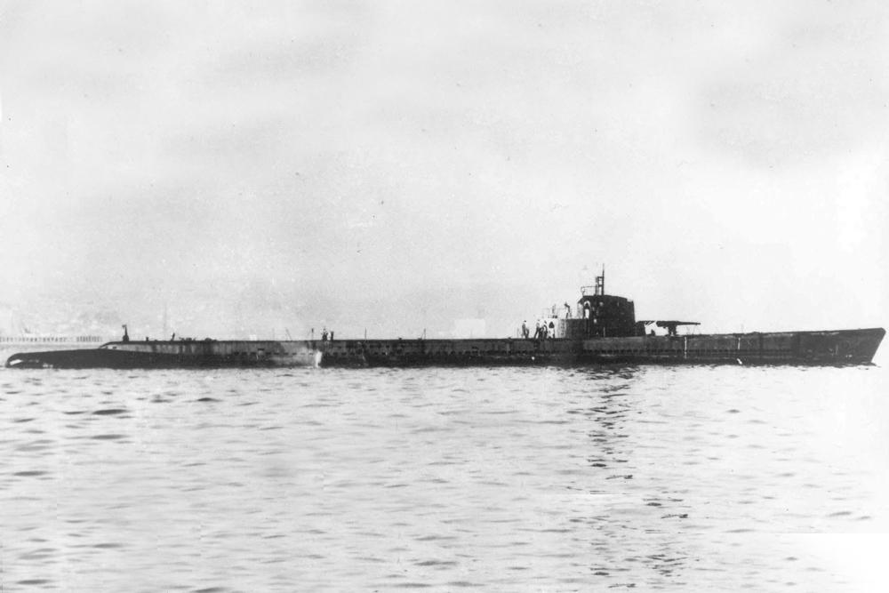 Scheepswrak U.S.S. Herring (SS-233)