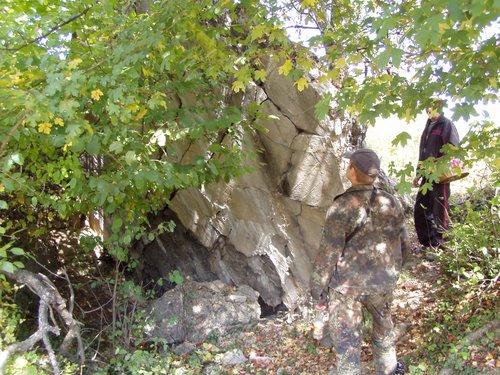 Árpád Line - Remains Anti-tank Casemate