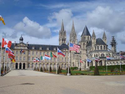 Abbaye-aux-Hommes - Église St-Étienne