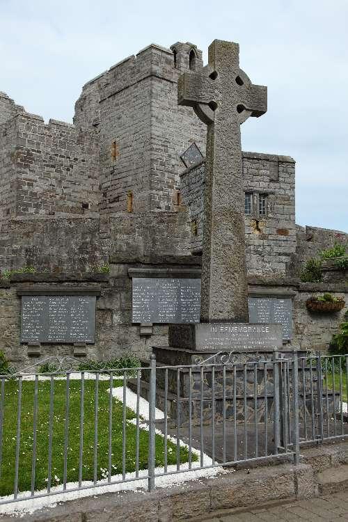 Oorlogsmonument Castletown