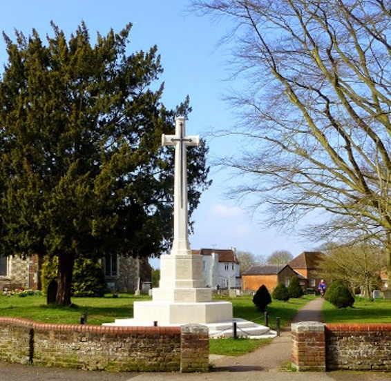 War Memorial Abbots Langley