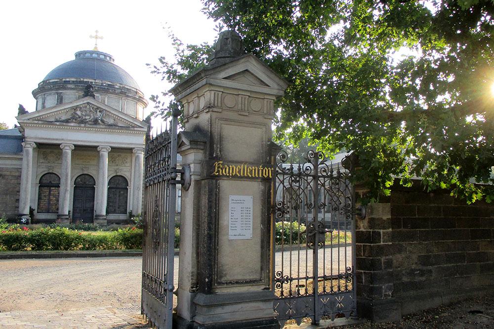 German War Graves Johannisfriedhof (Dresden-Tolkewitz)