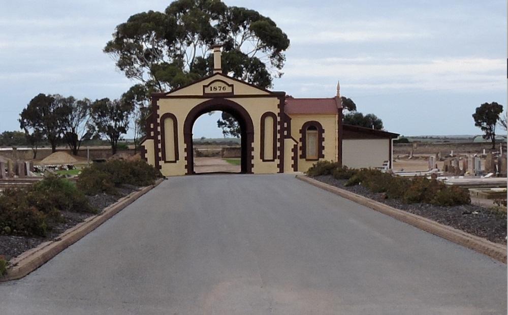 Commonwealth War Graves Kadina Cemetery