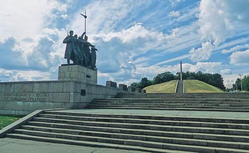 Monumentencomplex Chernihiv