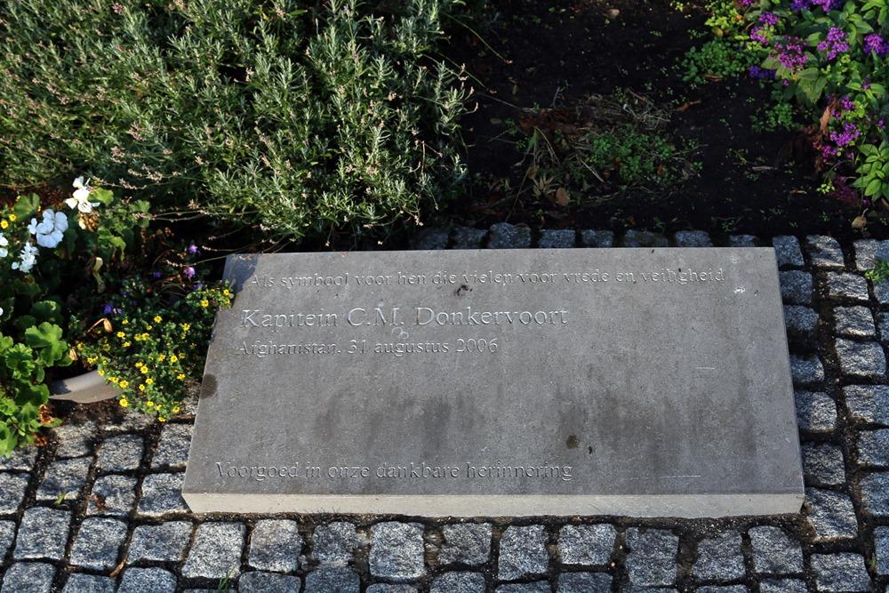 Monument Kapitein C.M. Donkervoort Veghel