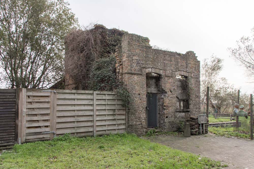 Pillbox and Observaton Post Station Ramskapelle