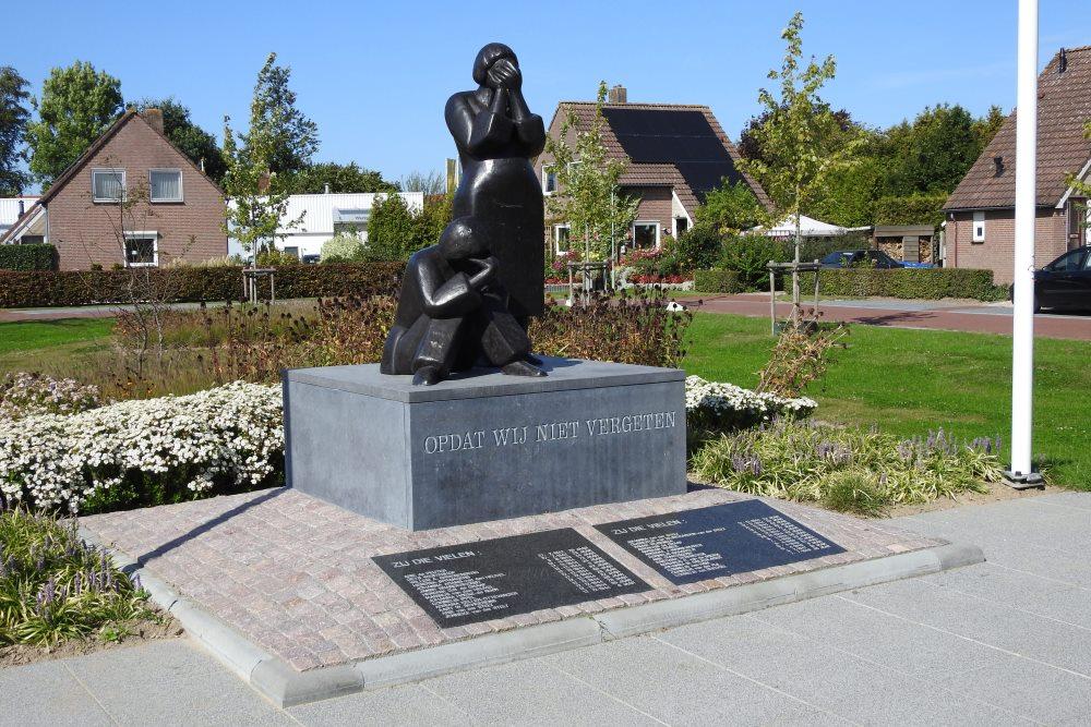 War Memorial Nieuwendijk