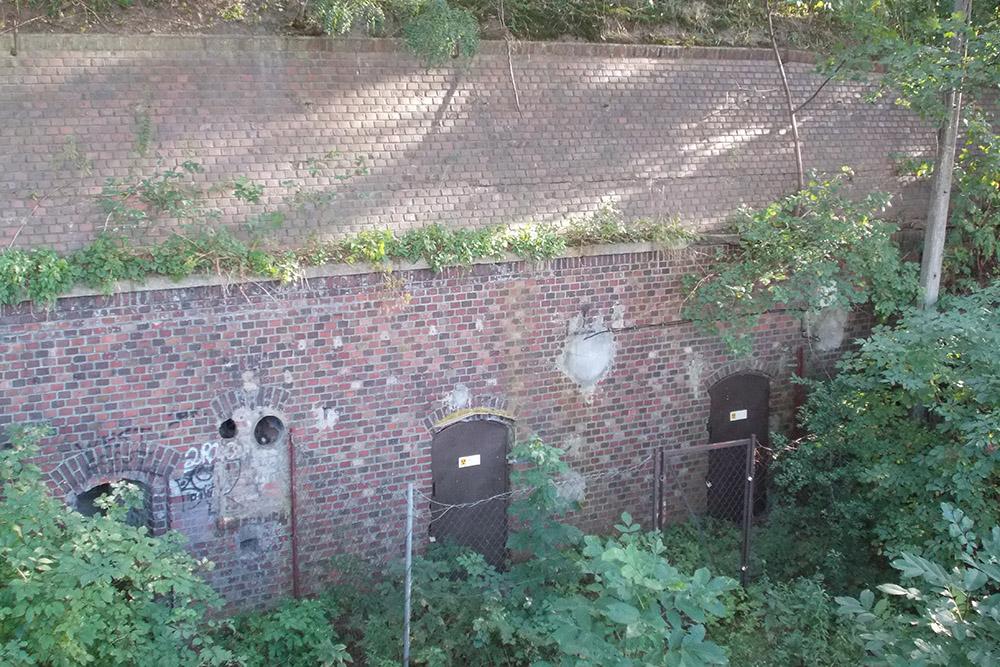 Festung Posen - Ammunition Bunker M1