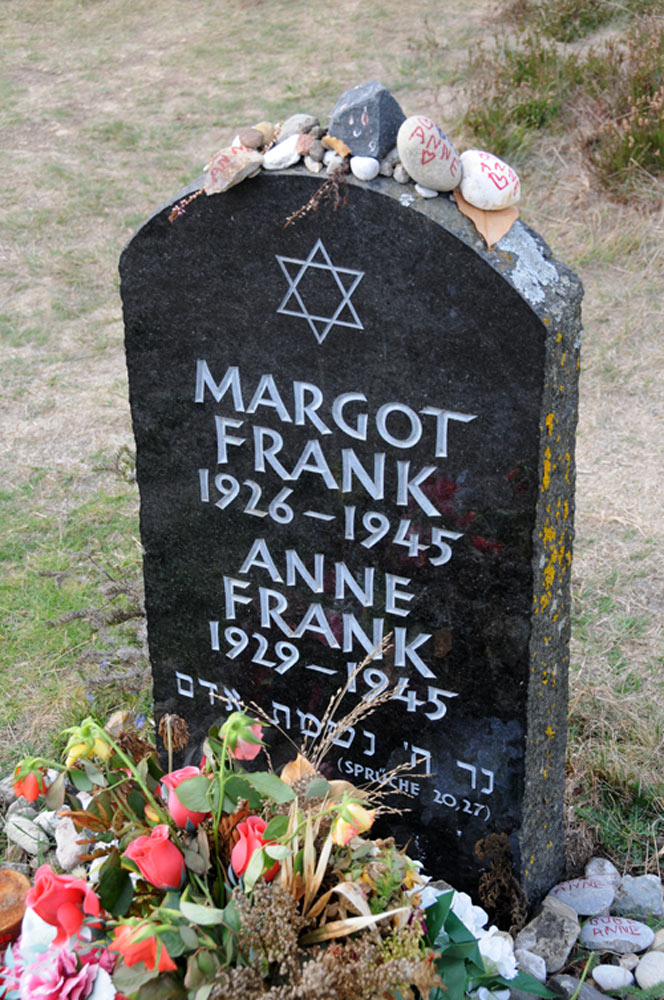 This Day in History: October 30th- Margo and Anne  |Margot Frank Concentration Camp
