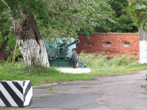 76mm Veldkanon Mod. 1942 (ZiS-3) Baltiejsk