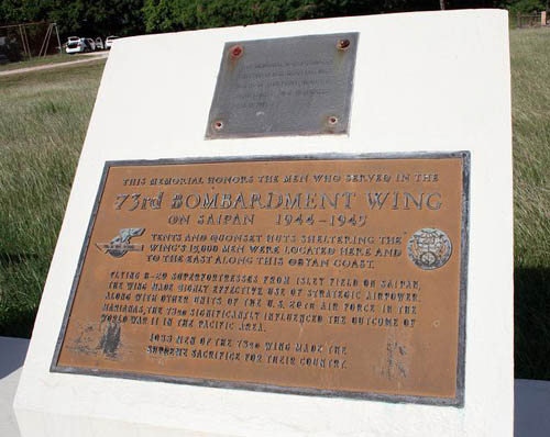 Memorial 73rd Bombardment Wing (Saipan)