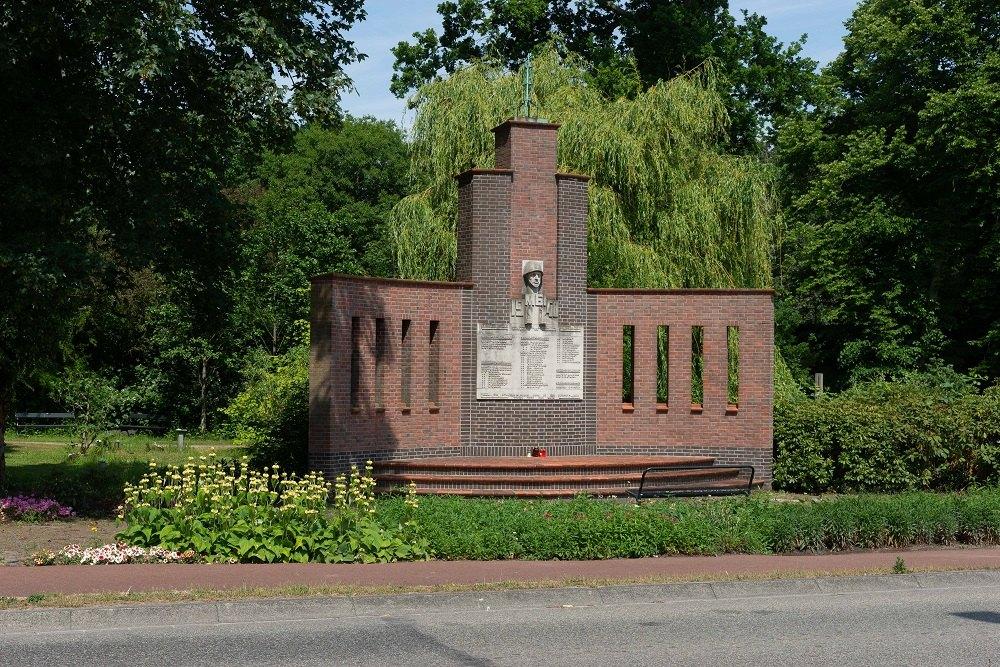 Monument Gesneuvelde Nederlandse Militairen Leiden