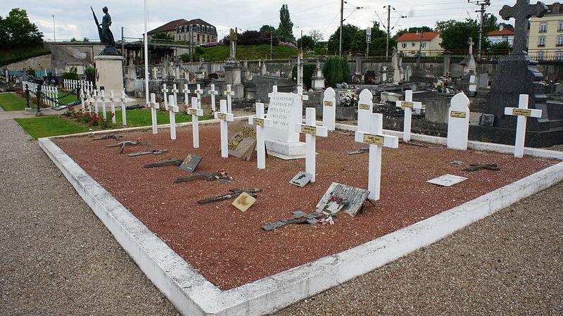 French War Graves Toul