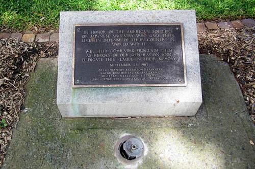 Japans-Amerikaans Monument Honolulu