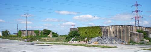 German Torpedo Storage Bunkers La Rochelle