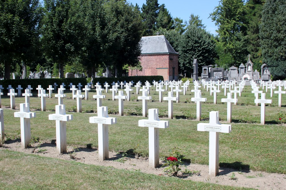 French War Cemetery Roeselare