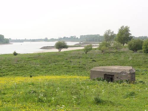 Fort Pannerden - S3-Kazemat 3