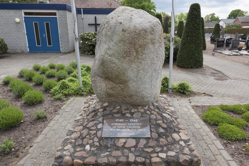 War Memorial Roman Catholic Cemetery Albergen