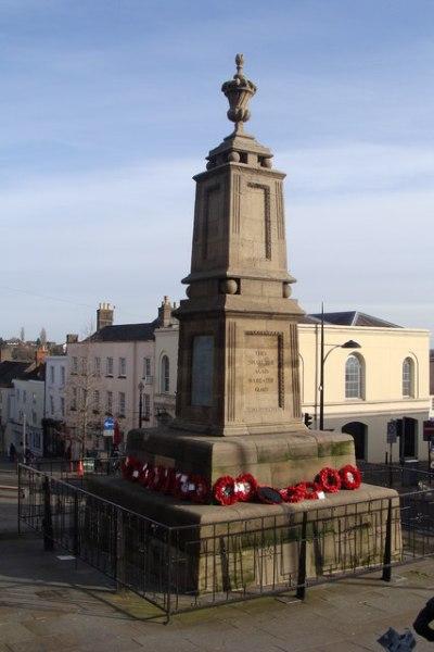 War Memorial Chepstow