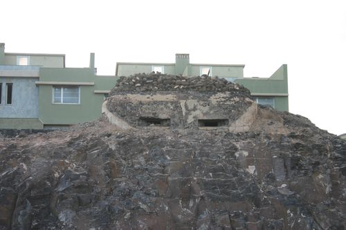 Spanish Observation Bunker Playa Blanca