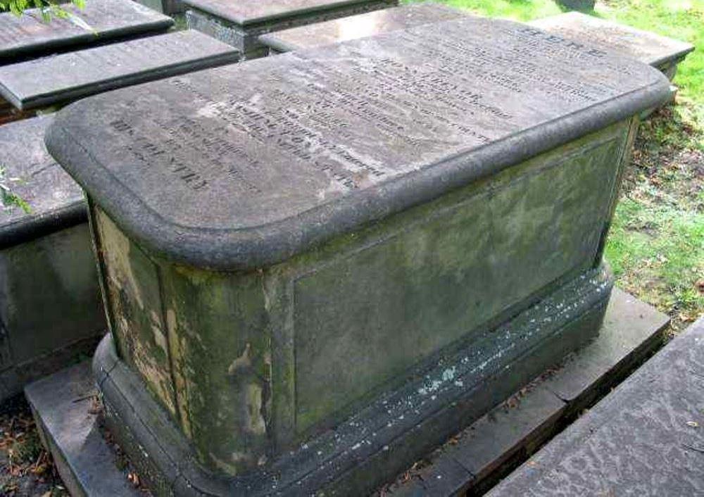 Grave of Major General Robert Ross