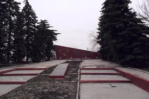 War Memorial Amvrosiivka