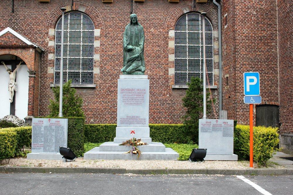 War Memorial Deerlijk
