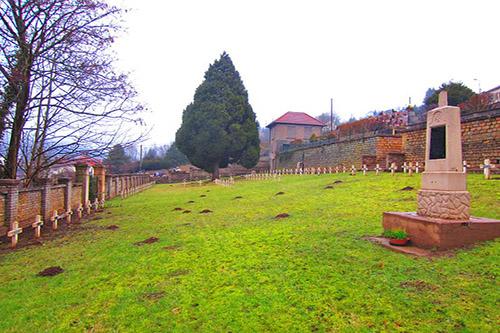 Oorlogsbegraafplaats Algrange