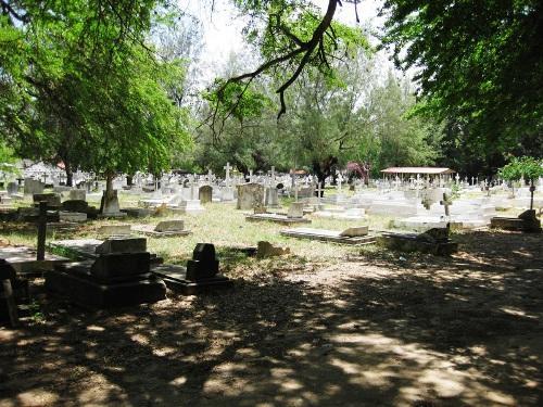 Commonwealth War Graves Dar es Salaam
