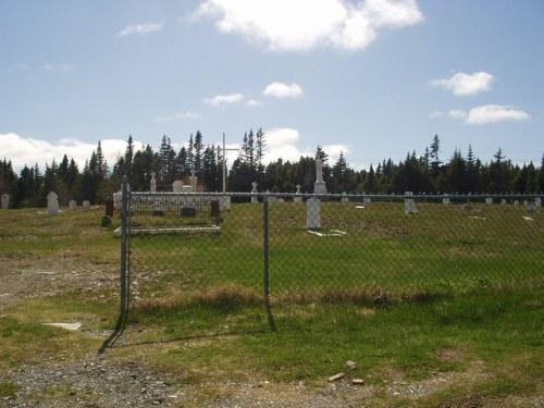Commonwealth War Grave St. Joseph's Roman Catholic Cemetery