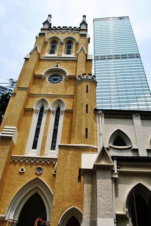 St. John's Cathedral Hong Kong