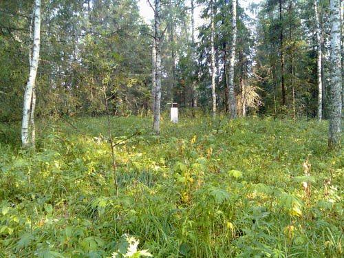 Mezhgorye Camp Cemetery