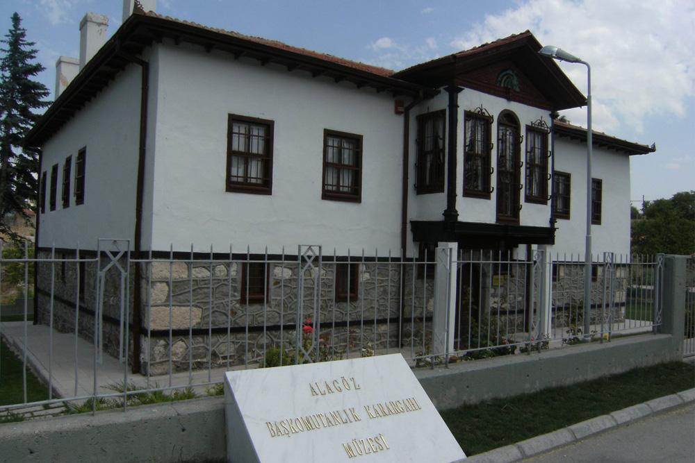 Alagöz Headquarters Museum