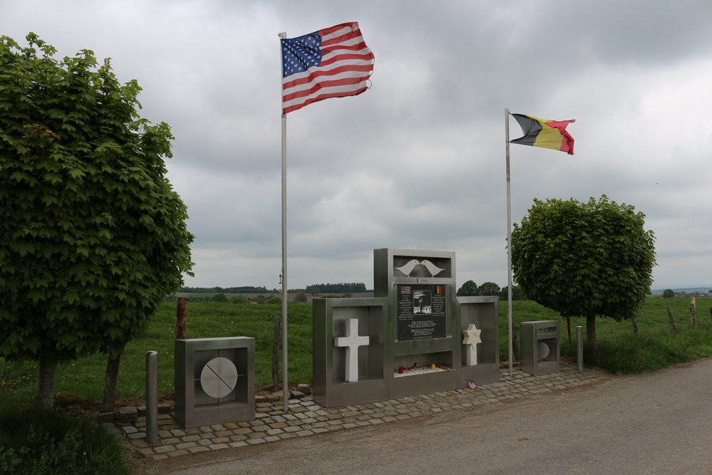 Memorial Former American Cemetery Foy