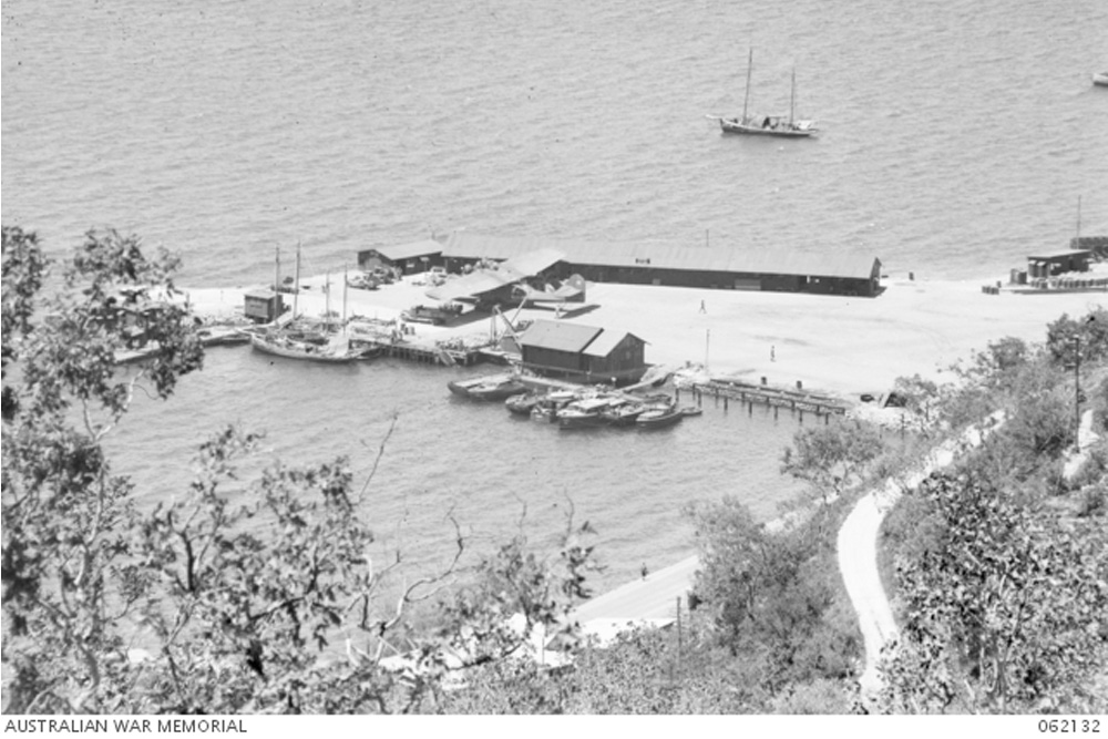 Port Moresby Flying Boat Base