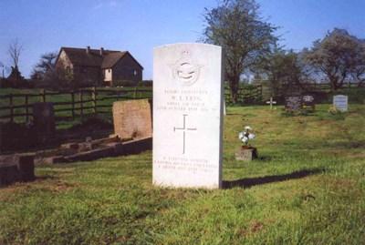 Oorlogsgraf van het Gemenebest St. Leonard Churchyard